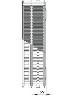 33K kompaktni radiator - Klasik Vogel&Noot