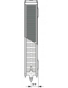 22KV ventilski radiator Vogel&Noot