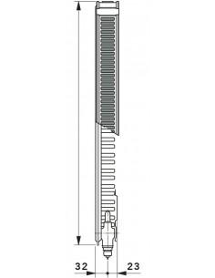 11KV ventilski radiator Vogel&Noot