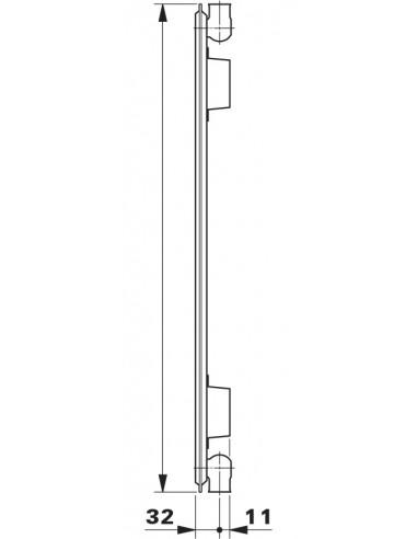 10K kompaktni radiator - Klasik Vogel&Noot