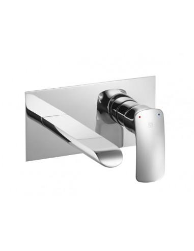 Podometna armatura za umivalnik Unitas Elite e80