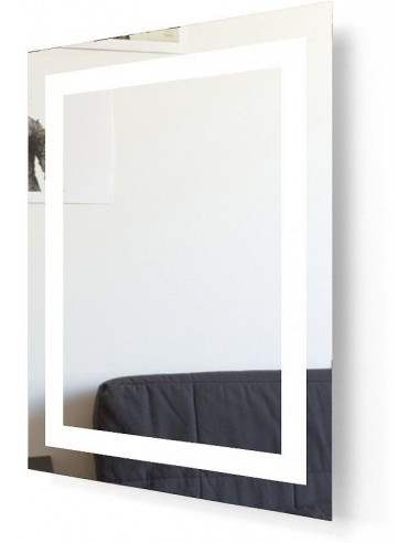 Ogledalo z integrirano LED svetilko Alfa