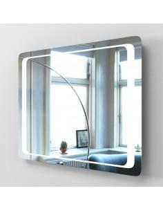 Ogledalo z integrirano LED svetilko Omega