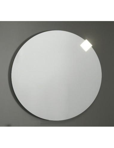 Ogledalo z integrirano LED svetilko Kolpa San