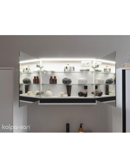 Toaletna omarica z vrati Pandora
