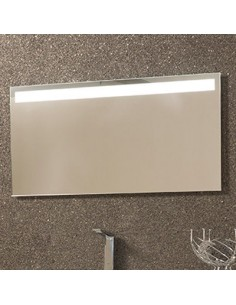 Ogledalo z LED svetilko Elena