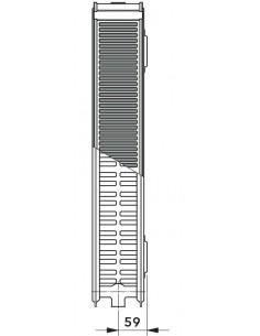 22K kompaktni radiator - Klasik Vogel&Noot