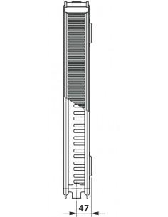21K kompaktni radiator - Klasik Vogel&Noot