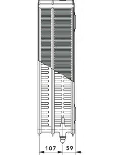 33KV ventilski radiator Vogel&Noot
