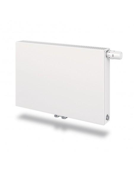 Plan radiatorji s sredinskim priključkom
